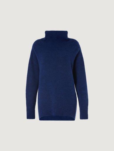 High-neck sweater Marella