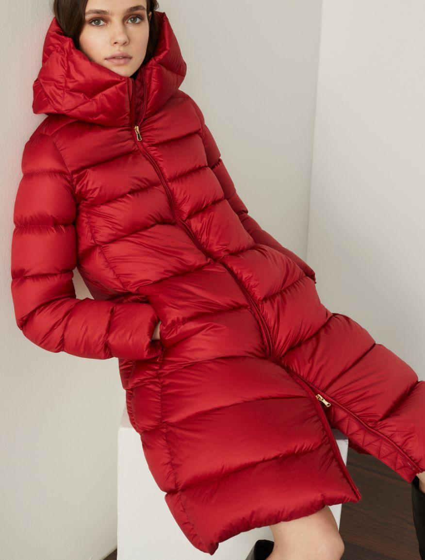 Long padded jacket Marella