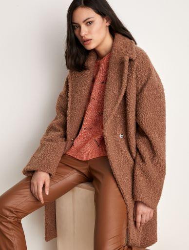 Double-breasted coat Marella