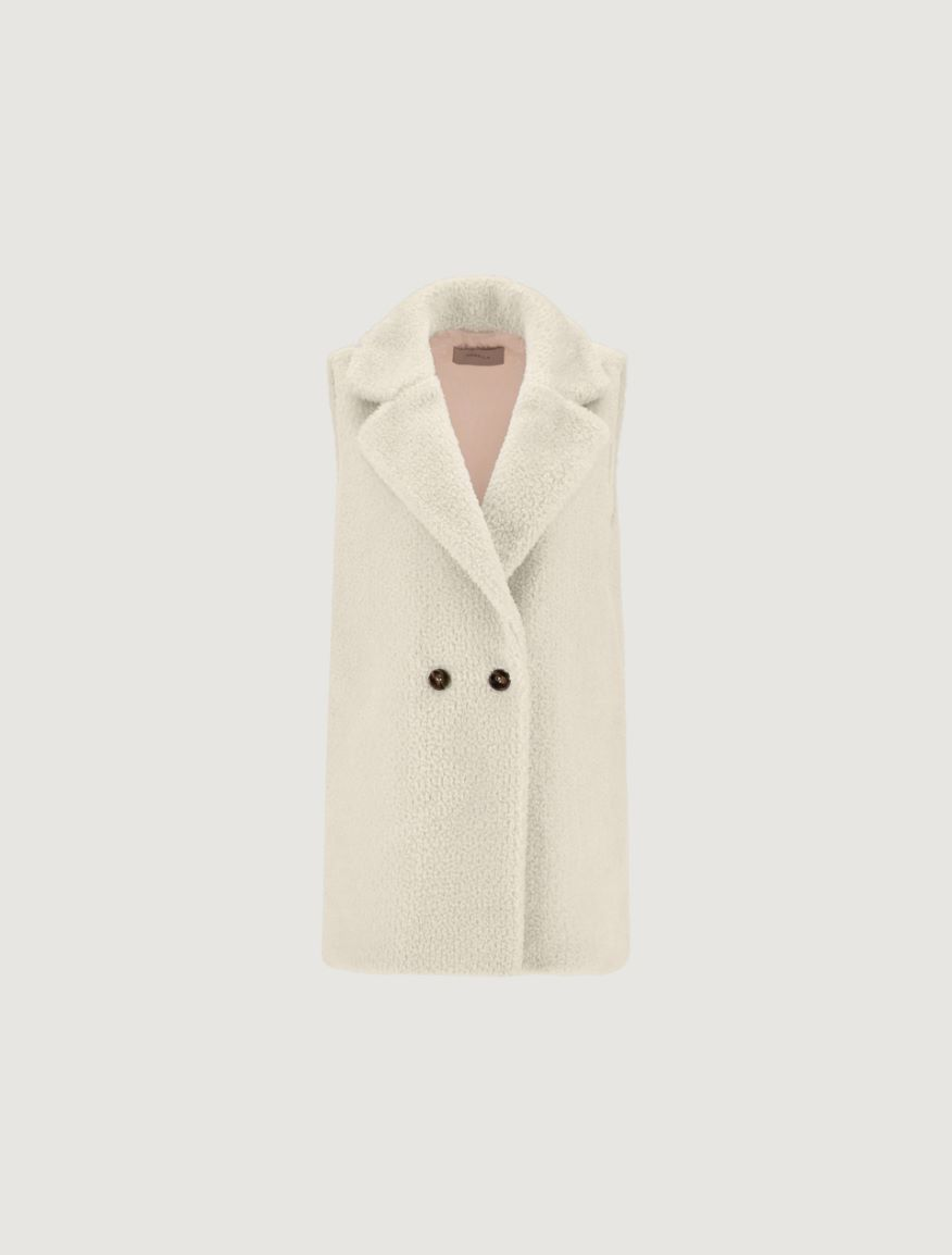 Double-breasted gilet Marella