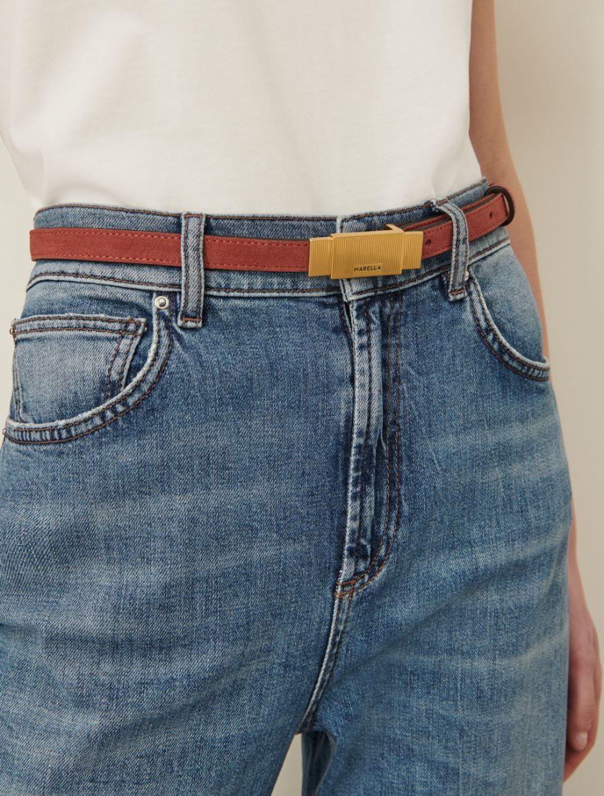 MARELLA BAG thin belt Marella