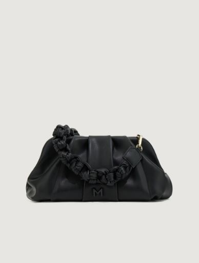 Pleated clutch bag Marella