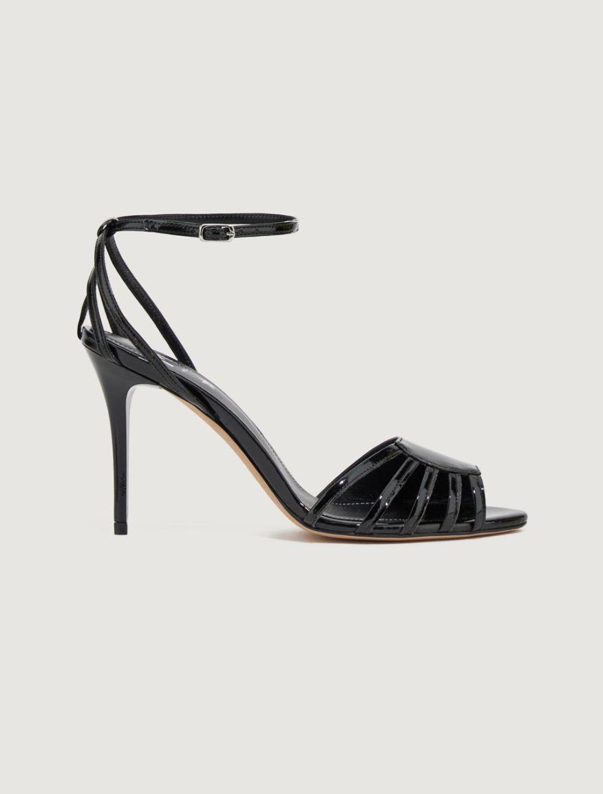 High-heeled sandals Marella