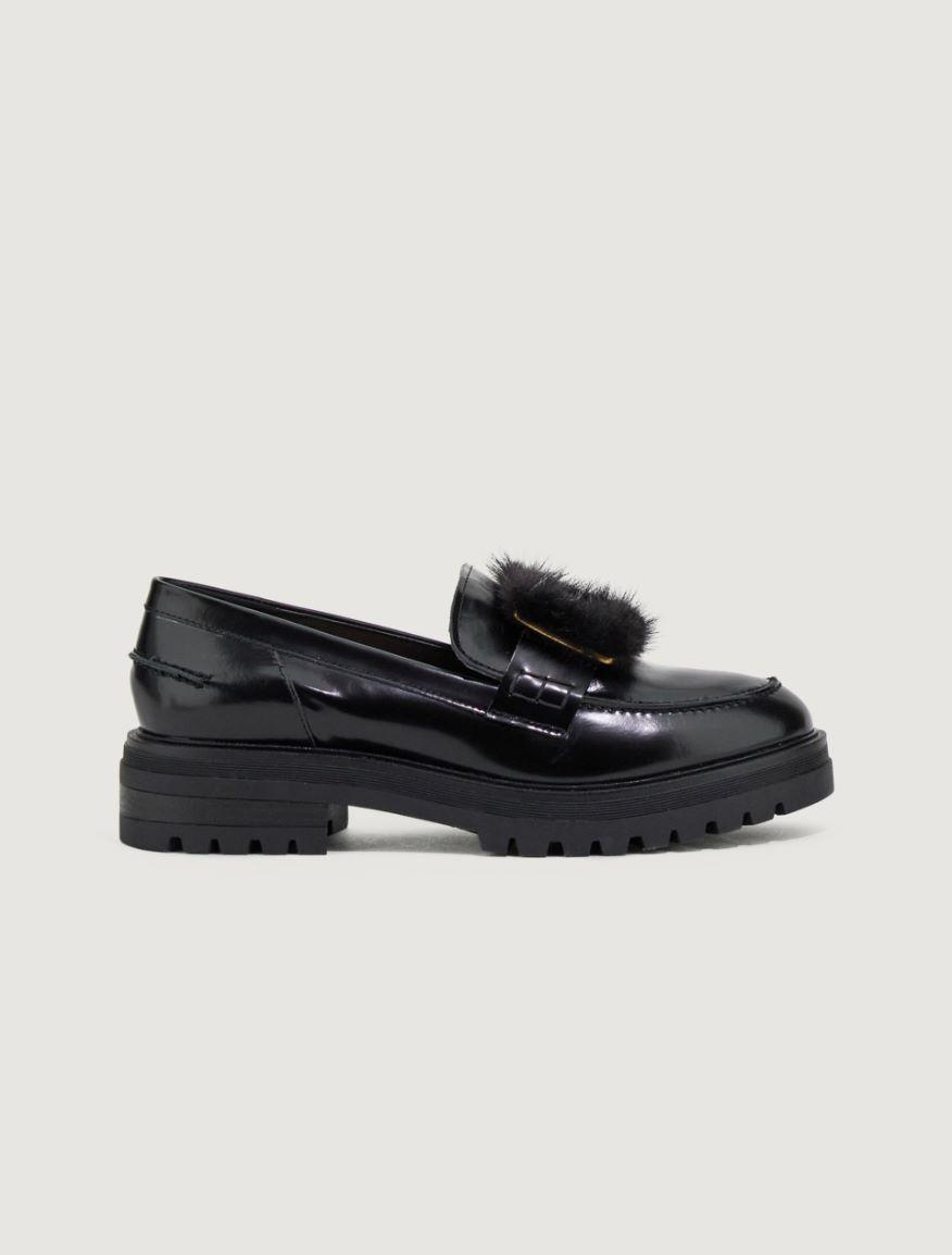 Leather moccasins Marella
