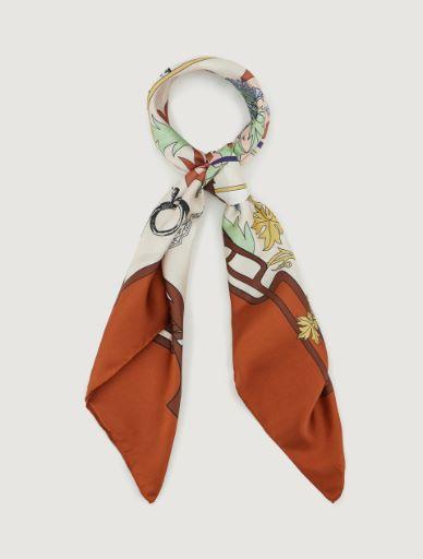 Patterned neckerchief Marella
