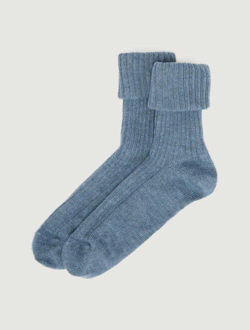 Rib-knit socks Marella