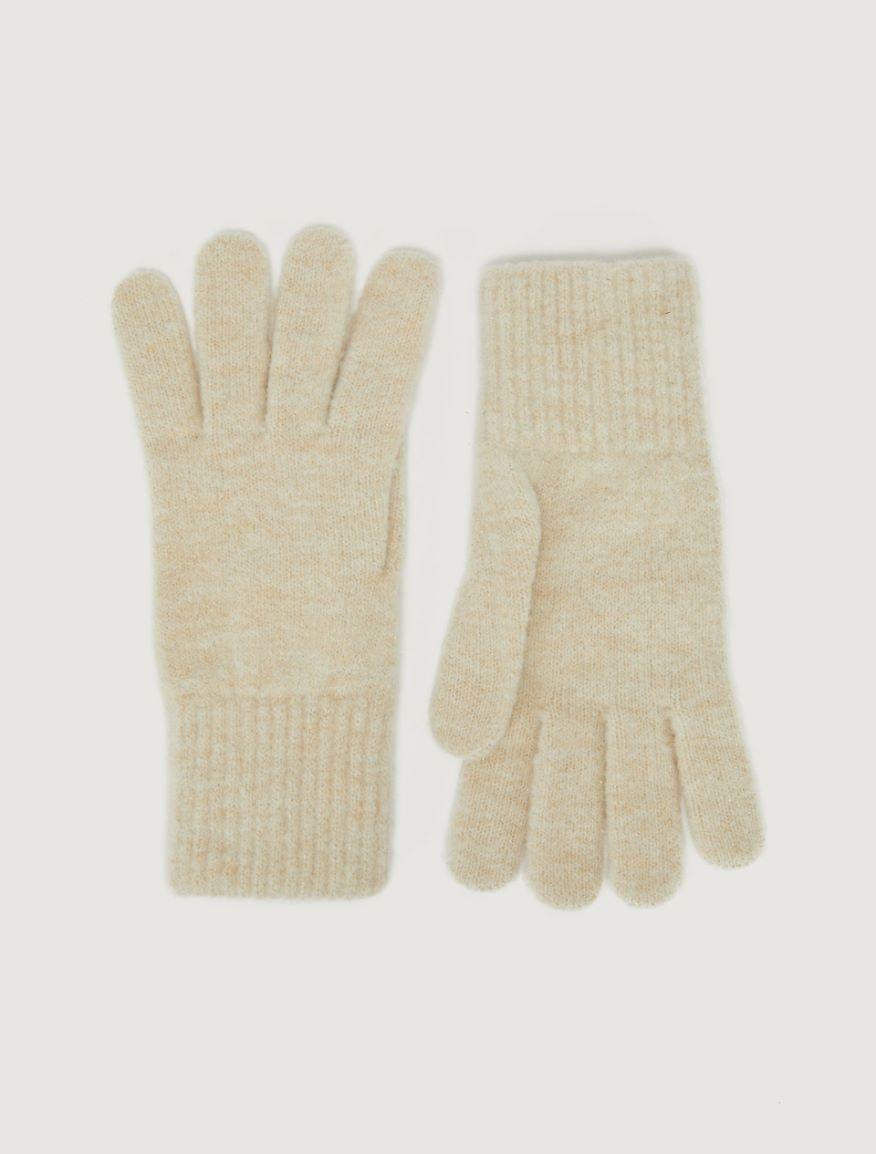 Lurex gloves Marella