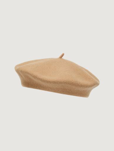 Wool beret Marella