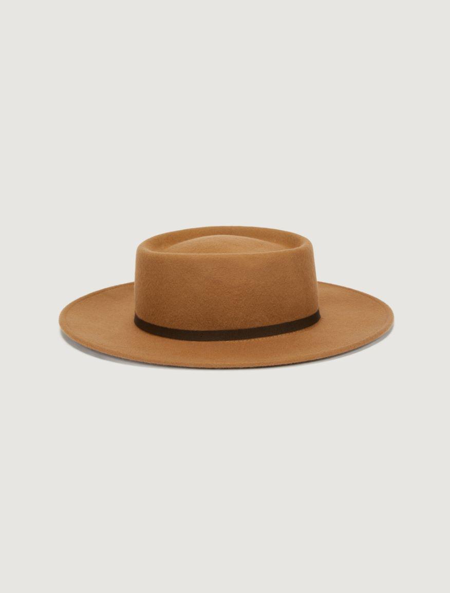 Chapeau en feutre Marella