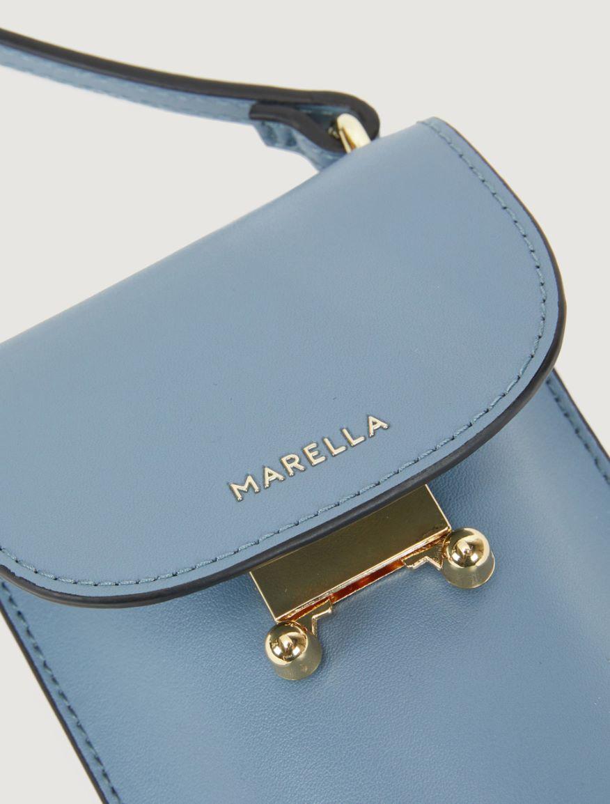 Étui en cuir pour téléphone portable Marella