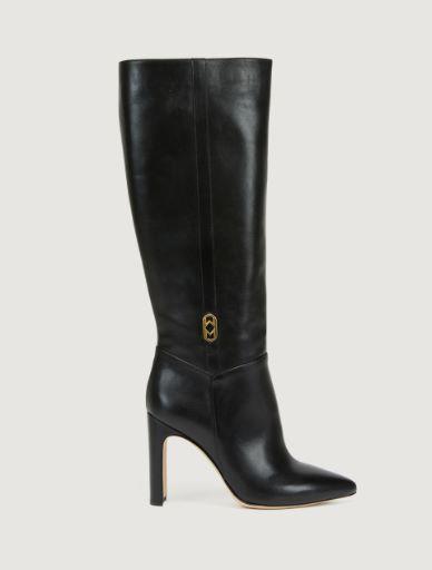 Heeled boots Marella