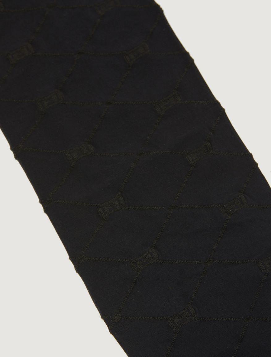 Logo tights Marella
