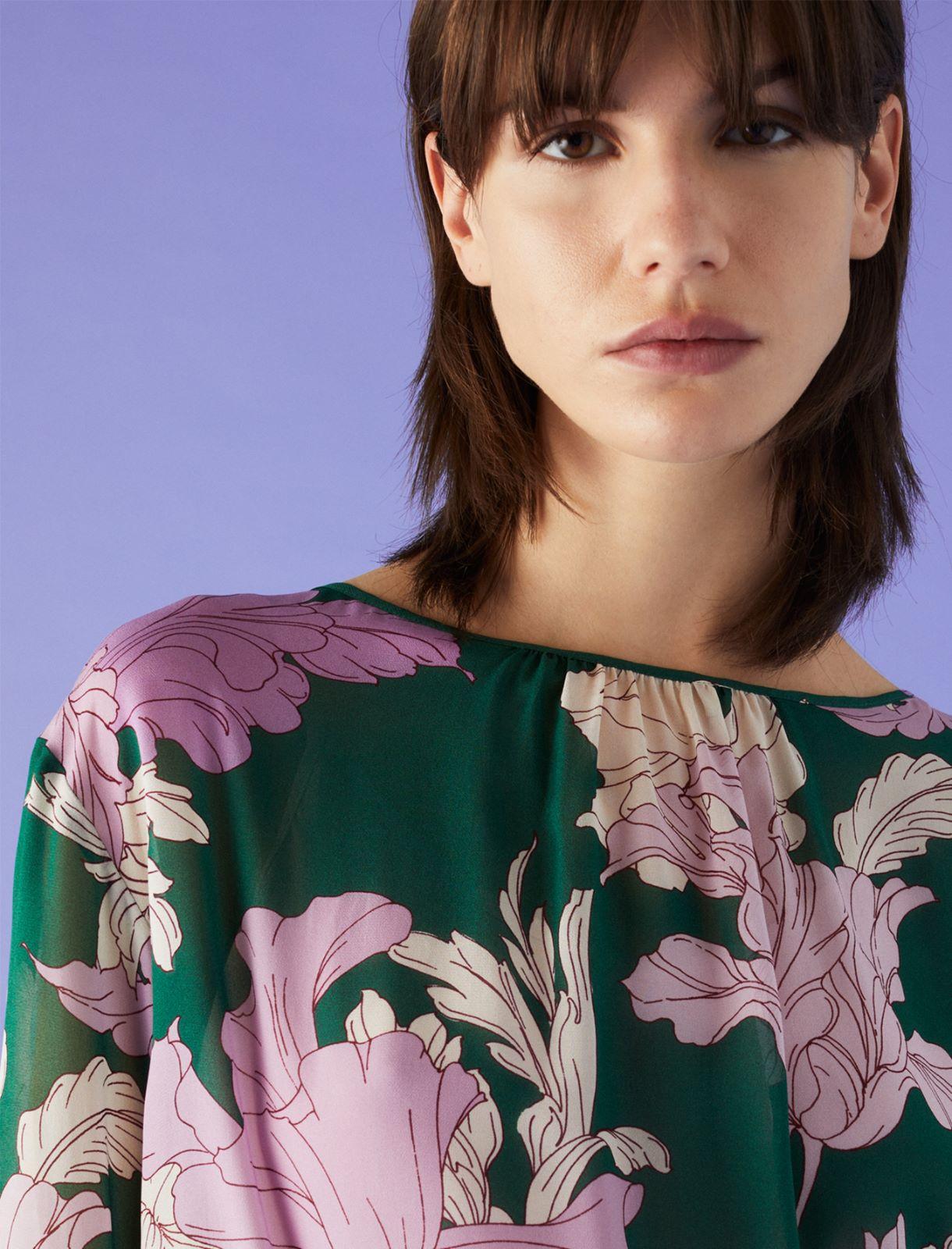 Patterned blouse Marella
