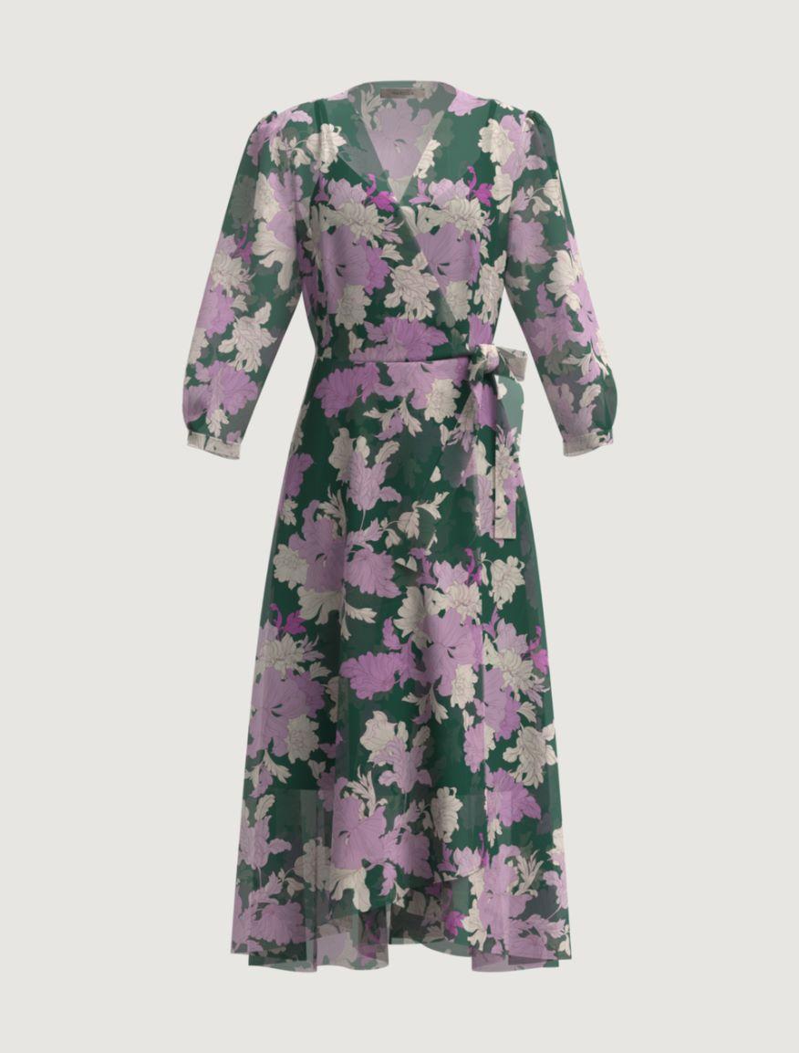 Wrap dress Marella