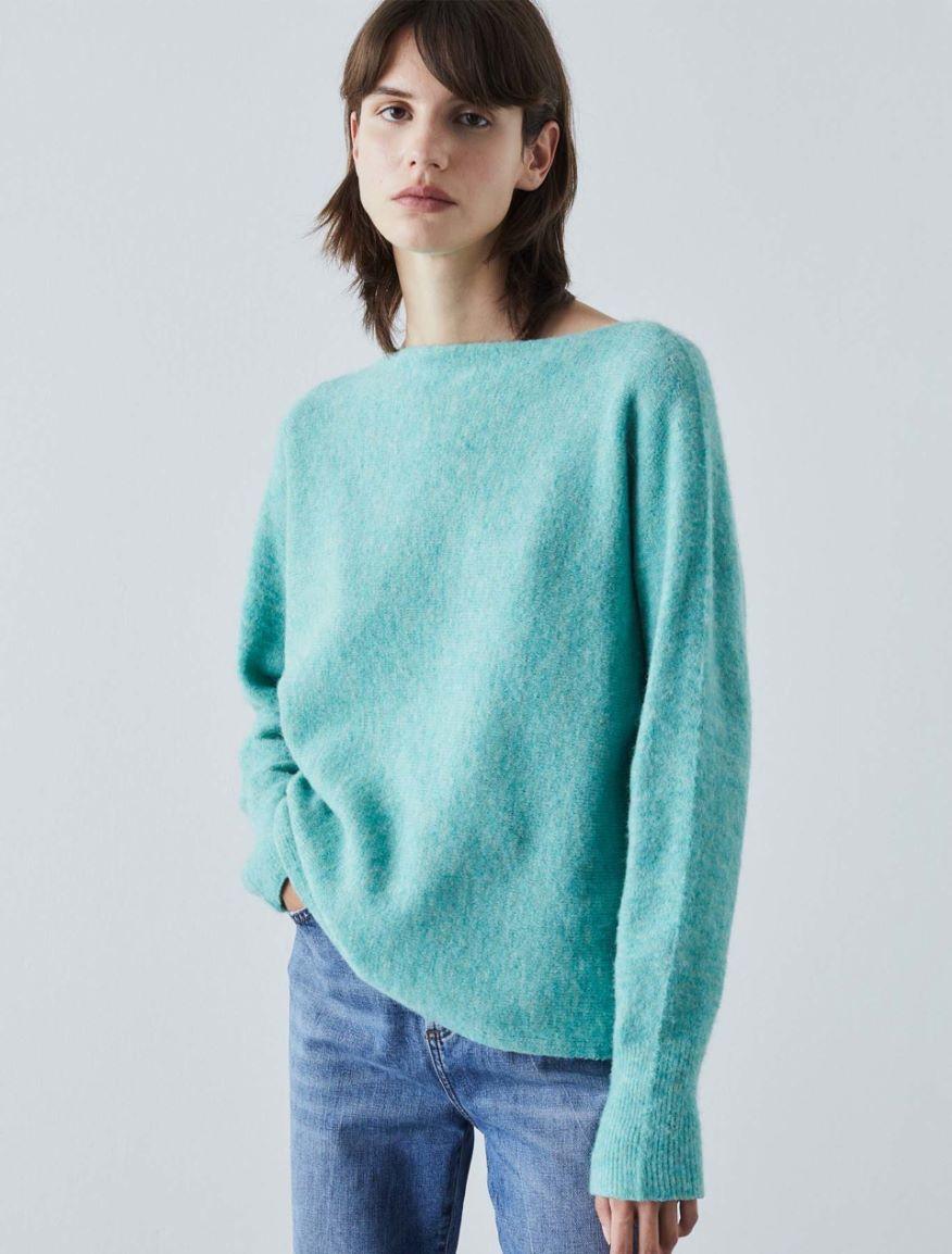 Wool-blend jumper Marella