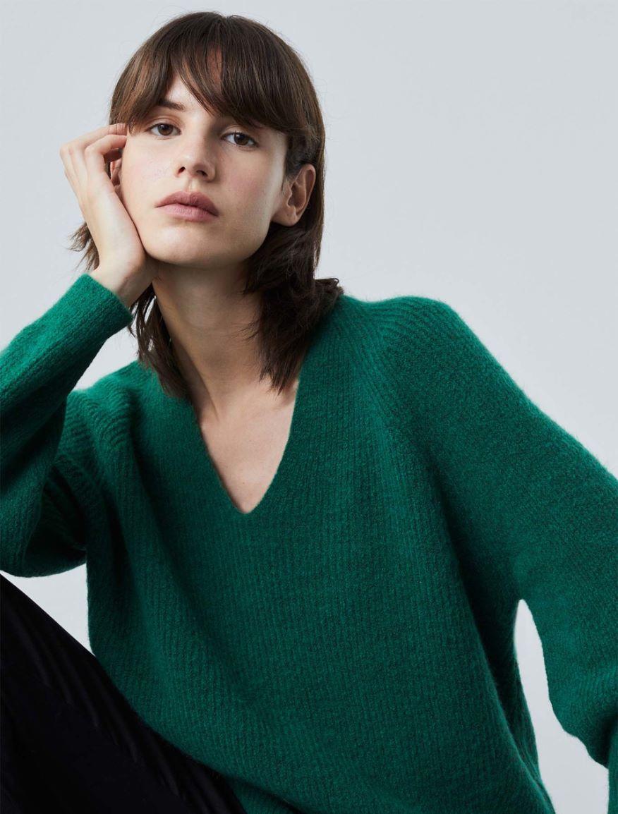 Wool blend jumper Marella