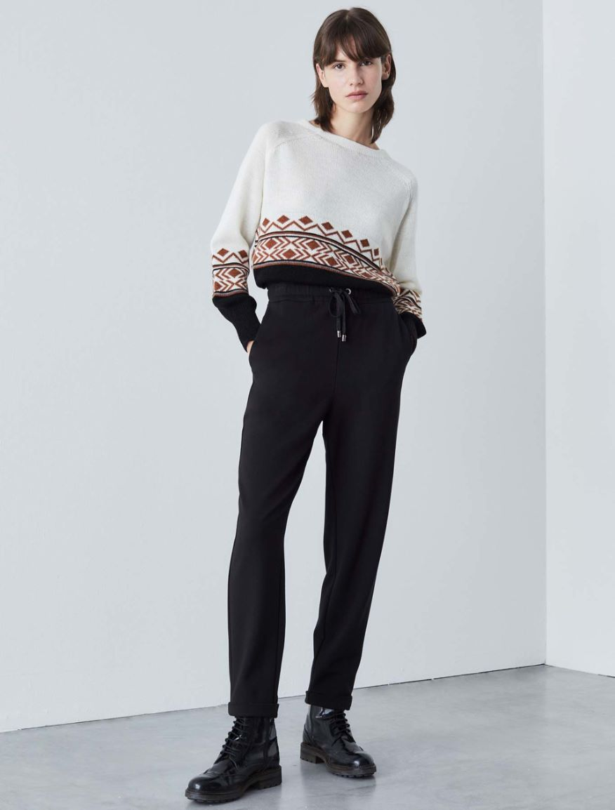 Jogger trousers Marella